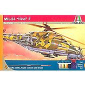 MIL-24 Hind F - 71024 - Italeri