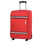 Samsonite American Tourister Berkeley 2-Wheel Suitcase, Red Medium