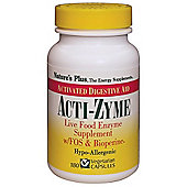 Nature's Plus Acti-Zyme 180 Capsules