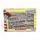 Wheres Wally kids puzzle Station 100pc