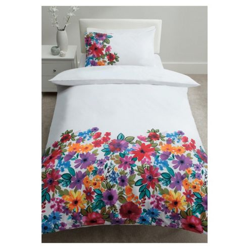 Tesco Angelina Duvet Cover Set Single