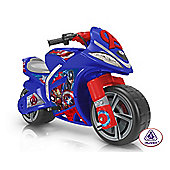 Marvel Avengers Ride On Kids Motorbike - 12 Volt Battery - Injusa