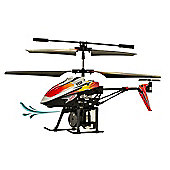 Water Firing Indoor RC Helicopter