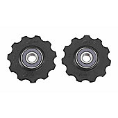 BBB BDP-12 - RollerBoys Ceramic Jockey Wheels 11T Black