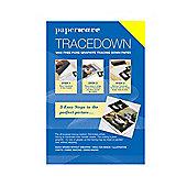 Tracedown Yellow A4 - 1 Pk