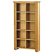 Baumhaus Aston Oak DVD / CD Storage Unit