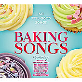 Various Artists Baking Songs 3CD