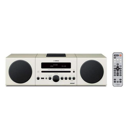 Yamaha AV Desktop Audio System White