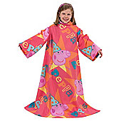 Peppa Pig Sleeved Fleece