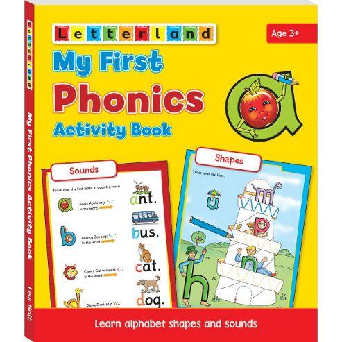 ELC Phonics Book