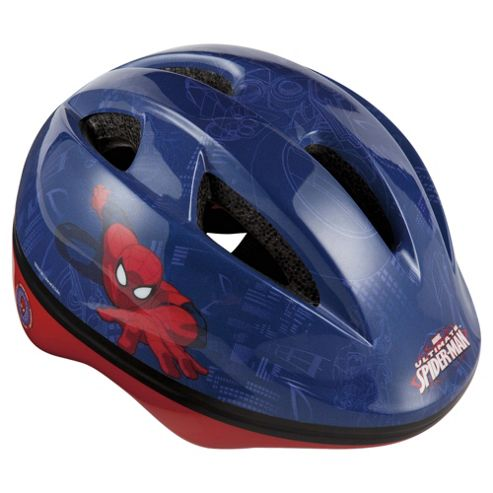 Marvel Ultimate Spider-Man Bike Helmet