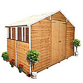 BillyOh 4000 7 x 10 Tongue & Groove Apex Shed