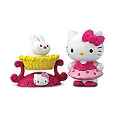 Hello Kitty Playful Pets - Rock-a-Bye Bunny