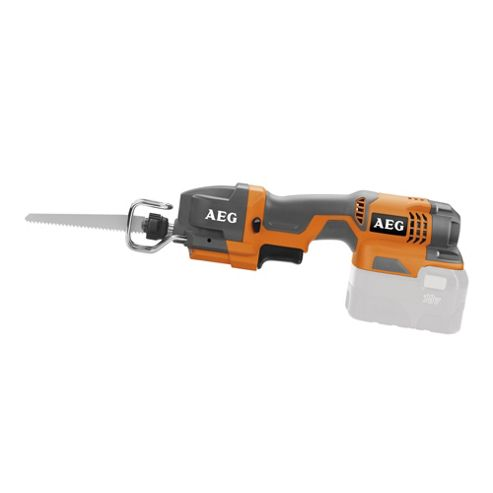 AEG BMS 180 Mini Reciprocating Saw Zero Version 18 Volt