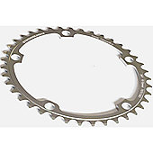 Stronglight 5-Arm/135mm Chainring: 42T.