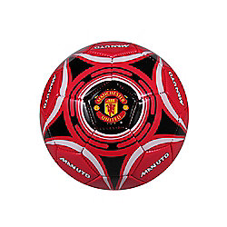 Manchester United Star Official Supporter Mini Football Soccer Ball Red