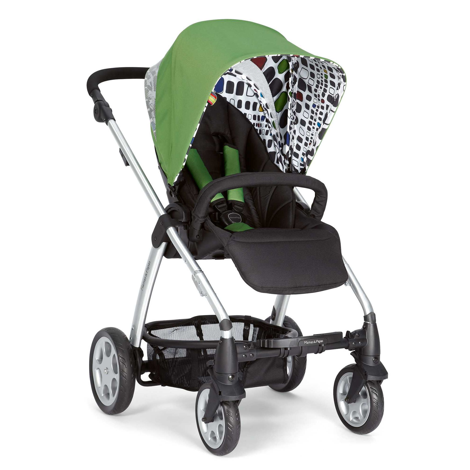 Mamas & Papas - Sola 2 in 1 - Green at Tesco Direct