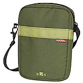 Rixen & Kaul BaBs Basket Bag: Olive Green.