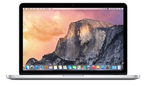 Apple MacBook Pro with Retina Display, MGX72B/A, Intel Core i5, 128GB Flash Storage, 8GB RAM, 13.3