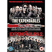 The Expendables 1 & 2 (DVD)