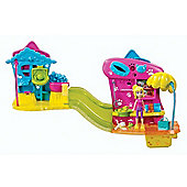 Polly Pocket Wall Party Playset Pet Store