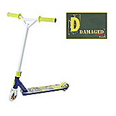 Damaged D-Tox Scooter Blue