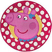 Peppa Pig Rug - Tweet