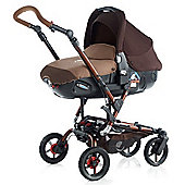 Jane Epic Matrix Light 2 Travel System (Brown)