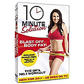 10 Minute Solutions: Blast Off Body Fat