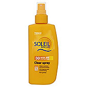 Suncare Core Spf30 Clear Spray200Ml