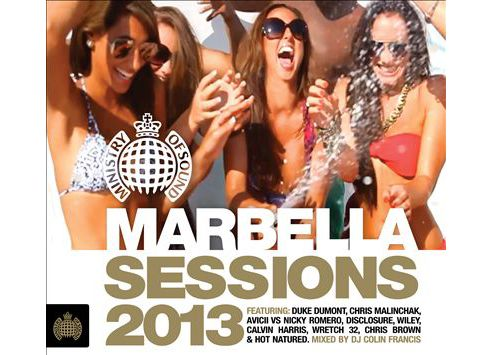 Ministry Of Sound: Marbella Sessions (2CD)