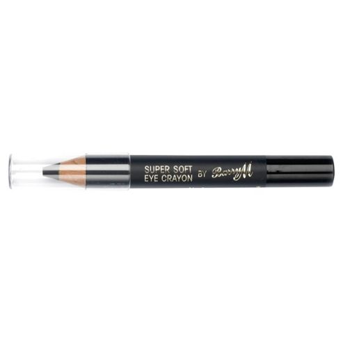 Barry M Supersoft Eye Crayon - Black