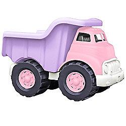 Green Toys DTKP-1010 Dump Truck (Pink)