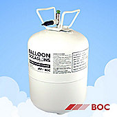 """Helium Gas Canister - (Inflates 40 x 9"""" Balloons)"""