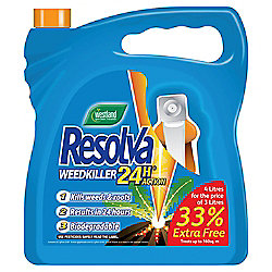 Resolva 4L Ready-to-use Weed Killer