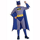 Batman The Brave And The Bold Costume - Medium (Age 5-7)