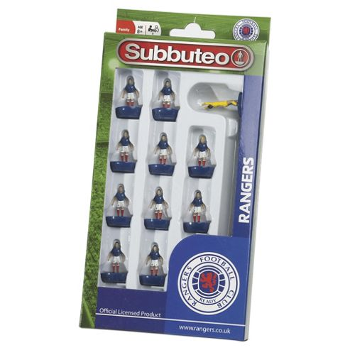 Subbuteo Rangers Football Club Team