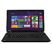 Toshiba Satellite C50D-B 156 inch Laptop AMD A4 8GB Memory 1TB Storage Black