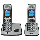 BT 2000 Cordless Twin Phone - Silver