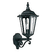 Endon Lighting Classic Wall Lantern in Black