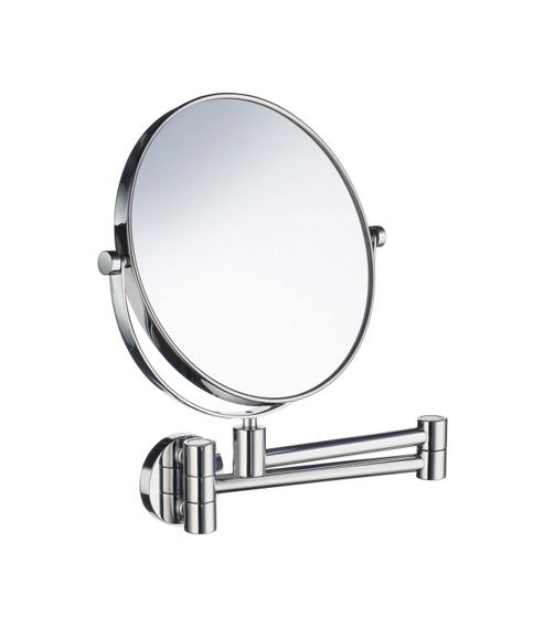 Smedbo Outline Shaving Mirrors with Swing Arm - 5X