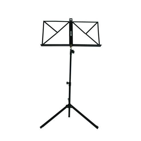 Lightweight Folding Sheet Holder Music Stand+Carry Bag