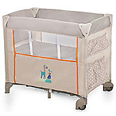 Hauck Dream N Care Travel Cot, Animals