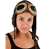 Aviator Cap (Brown)
