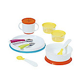 Mothercare Stage 2 and 3 Weaning Starter Set