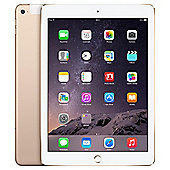 Apple iPad Air 2, 16GB, WiFi & 4G LTE (Cellular) - Gold