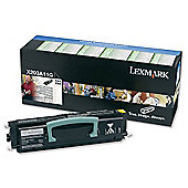 Lexmark Black Return Program Toner Cartridge (Yield 2,500 Pages) for X203/X204 Multifunction Mono Laser Printer