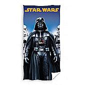 Star Wars Darth Vader Towel