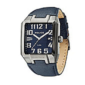Police Main Street Mens Date Display Watch - 13751JSU-03