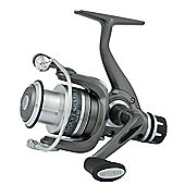 Mitchell Avocet Silver 3 4000 Rear Drag Match Reel